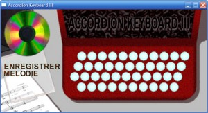 Accordion Keyboard