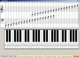 Solfège piano