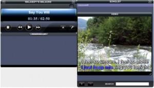 Walaoke logiciel de karaoke
