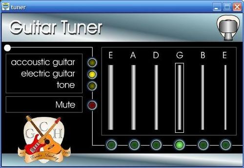comment accorder une guitare avec un accordeur
